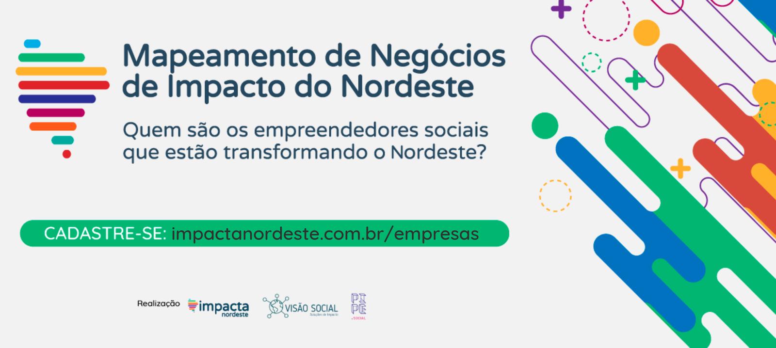 Mapeamento de Negócios de Impacto do Nordeste